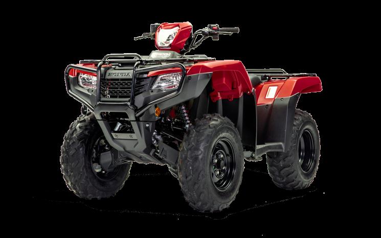 Honda Foreman 520 ES EPS 2020