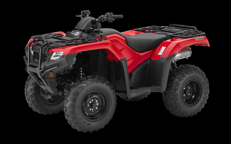 Honda TRX420 DCT IRS EPS 2020