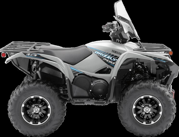 Yamaha Grizzly DAE LE 2020