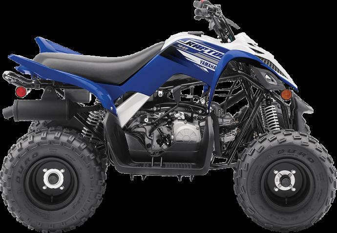 Yamaha Raptor 90 2020