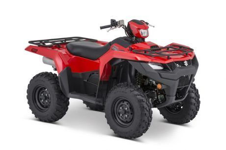 Suzuki KINGQUAD LT-A750XP DIRECTION ASSISTÉE 2020