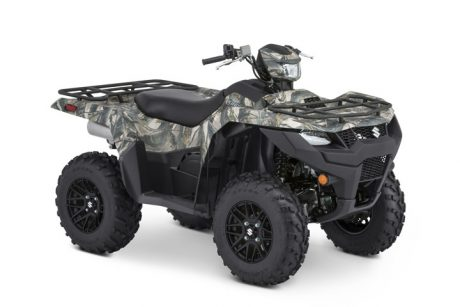 Suzuki KINGQUAD LTA500XPZC DIRECTION ASSISTÉE 2020
