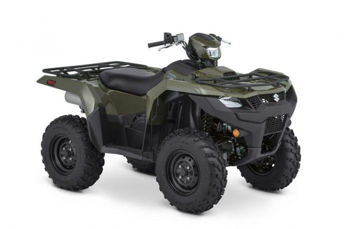 Suzuki KingQuad LT-A500X 2020