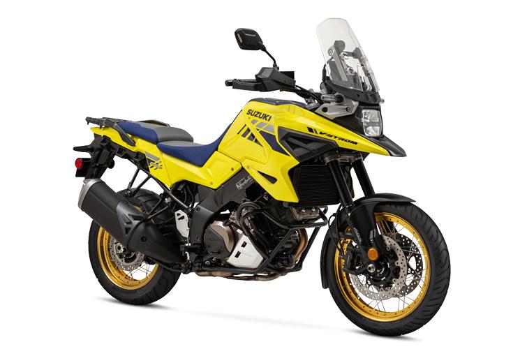 Devenez le maître de votre aventure avec la nouvelle moto V-Strom 1050XT de Suzuki