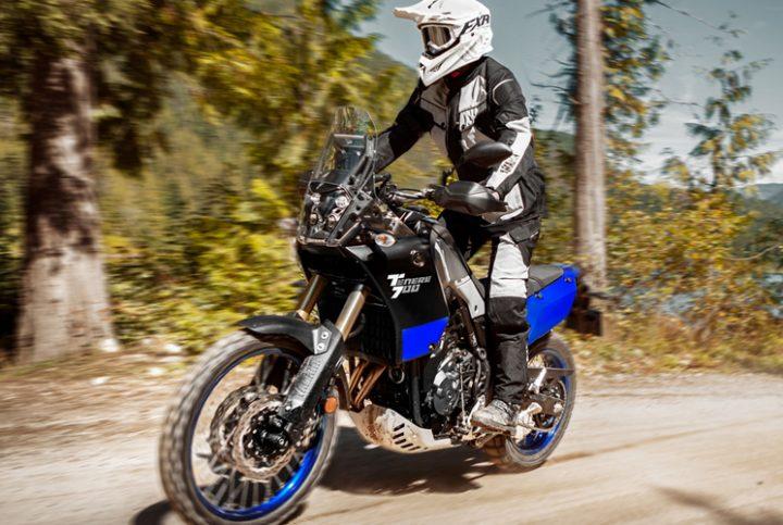 Découvrez de nouveaux horizons avec la nouvelle moto Ténéré 700 2021 de Yamaha