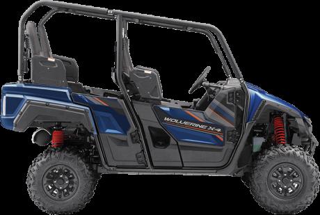 Yamaha Wolverine X4 DAE SE 2019