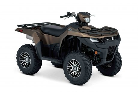 Suzuki KINGQUAD LT-A750XPZS DIRECTION ASSISTÉE 2019