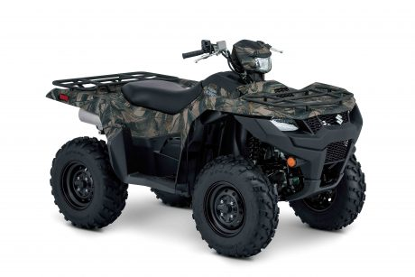 Suzuki KINGQUAD LT-A750XPC DIRECTION ASSISTÉE 2019